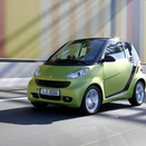 10. smart fortwo coupé pure mhd