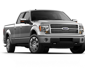 F-Series F-150 145-in. WB Lariat Limited Styleside SuperCrew 4x4