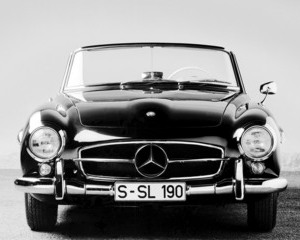 190 SL Coupe