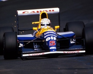 FW14 Renault