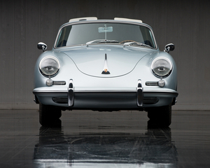 356B 1600 Cabriolet by Reutter