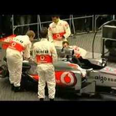 McLaren MP4-26 (2011) Launch