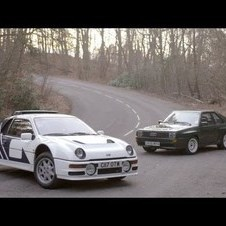 Group B Worship: Ford RS200 and Audi Sport Quattro - Chris Harris On Cars