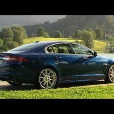 Jaguar XFR 2012 new video