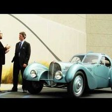 1936 Bugatti Type 57SC Atlantic - The World's Most Expensive Car