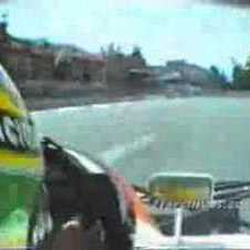 Senna´s qualifying lap at Adelaide