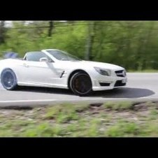 2012 Mercedes SL63 AMG Bi-Turbo review: Gentleman, Thug - CHRIS HARRIS ON CARS