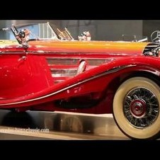 1936 Mercedes-Benz 500 K Spezial-Roadster