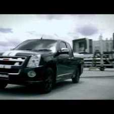 Isuzu D-max VER2 Extreme UNSEEN !!!! Great Commercial