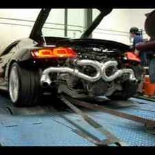 Dyno: Twin-Turbo R8