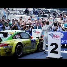 Porsche Works Drivers - More than a Job