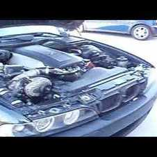 BMW 745I TURBO VS M3 M5 SUPERCHARGED 540I