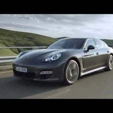 Strength of Character - The New Porsche Panamera Turbo S