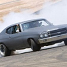 Fast & Furious 4:  '70 Chevelle Rips It Up