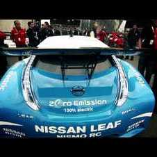Nissan Electric Racing: The LEAF NISMO RC 100% Electric Race Car